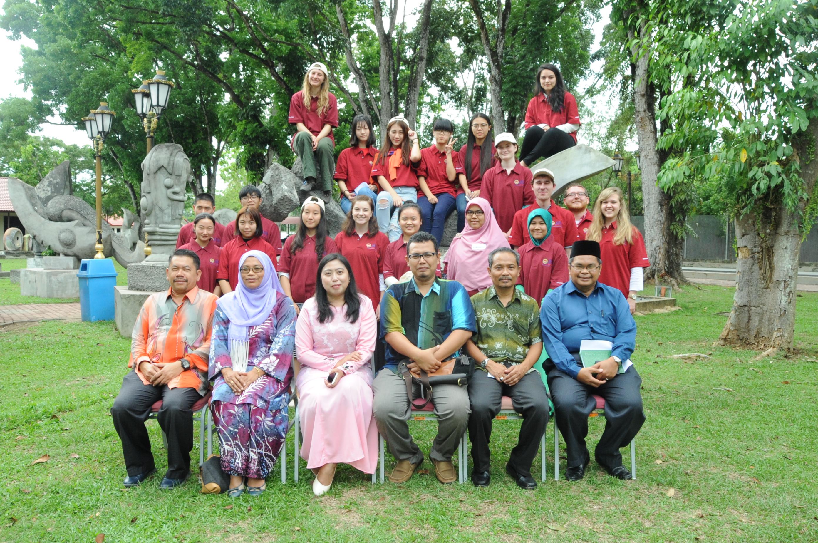 UPSI Terima 25 Pelajar Antarabangsa