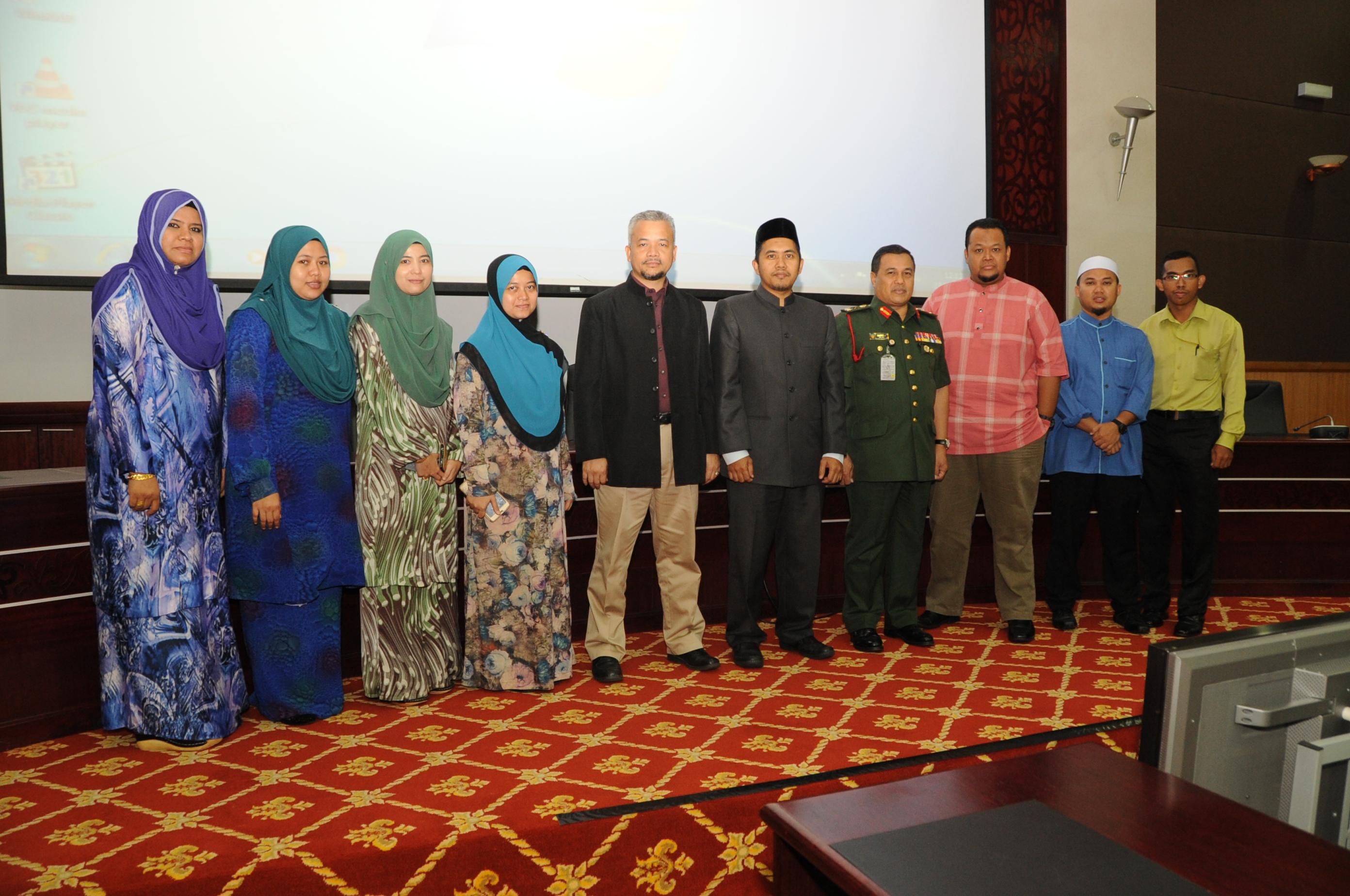 Pusat Islam Anjur Seminar Isu Semasa