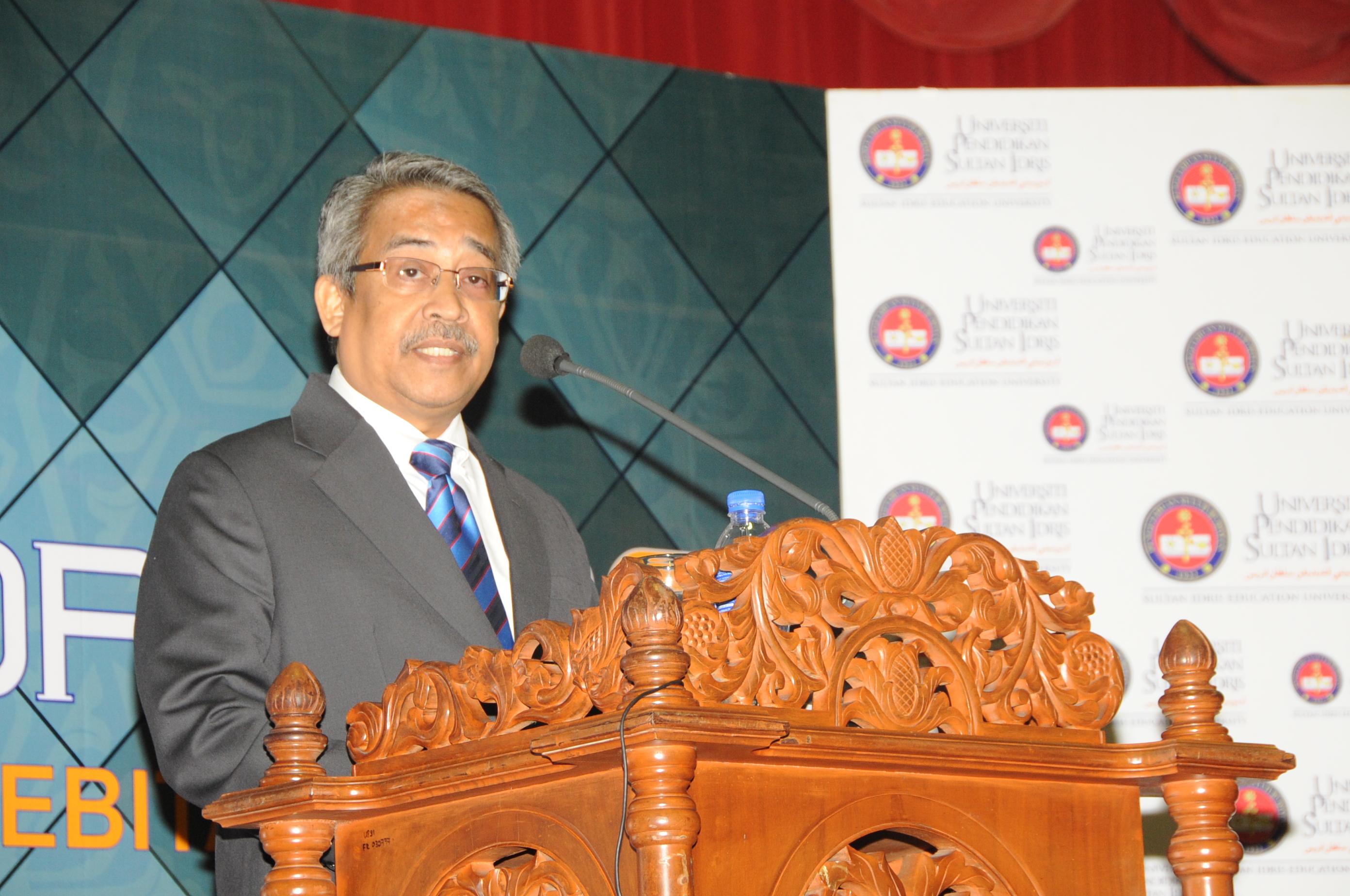 UPSI Sasar Universiti Ternama Asia Tahun 2020