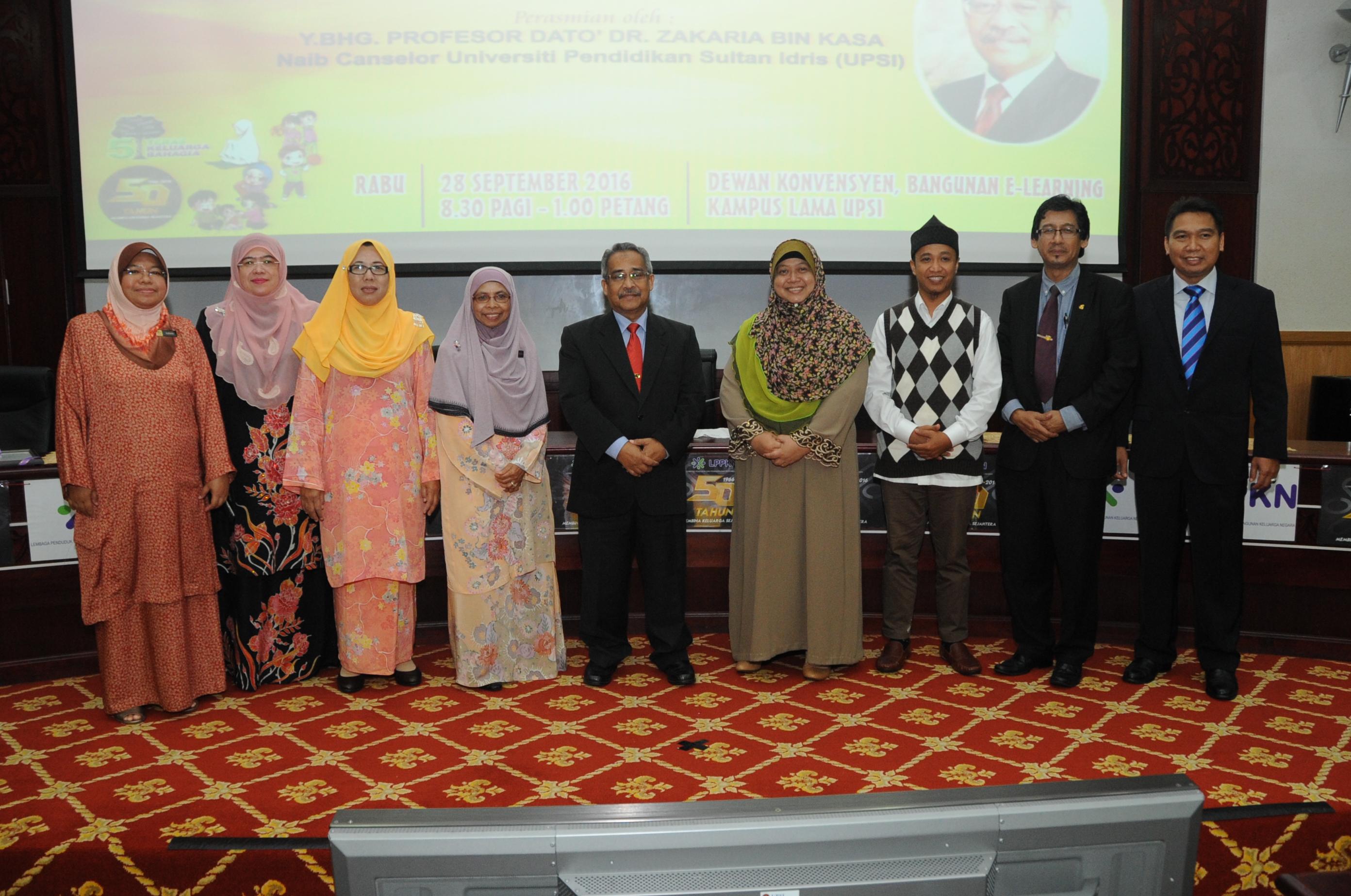 Forum Komuniti Keluarga Bahagia
