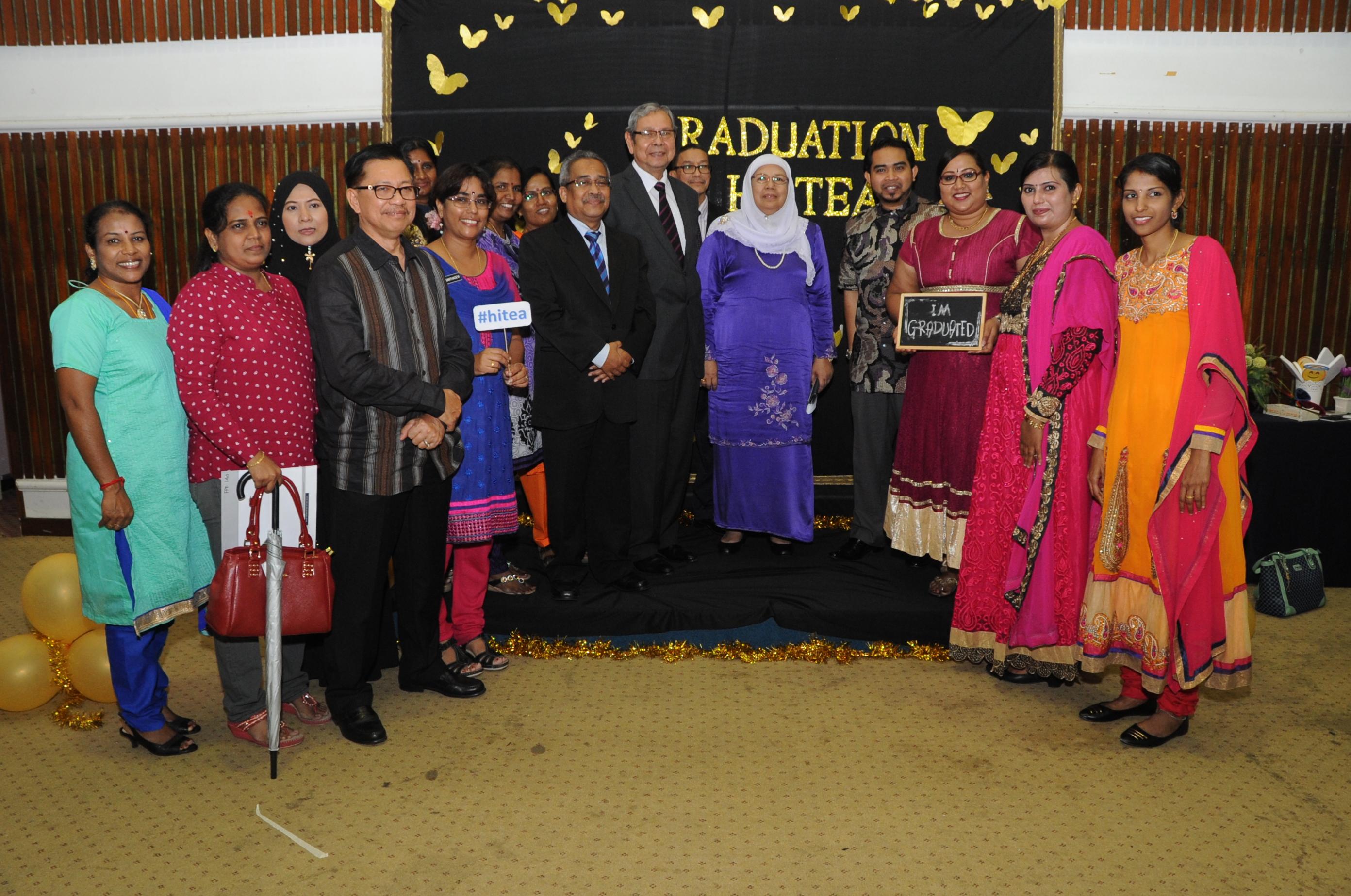 UPSI Rai Bakal Graduan Doktor Falsafah Paling Ramai