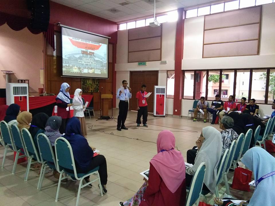 UPSI Tuan Rumah Seminar Kepimpinan Mahasiswa: Penerus Generasi Al-Fateh Siri 2.