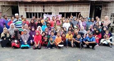 Amali Dakwah di Kampung Orang Asli Suluh