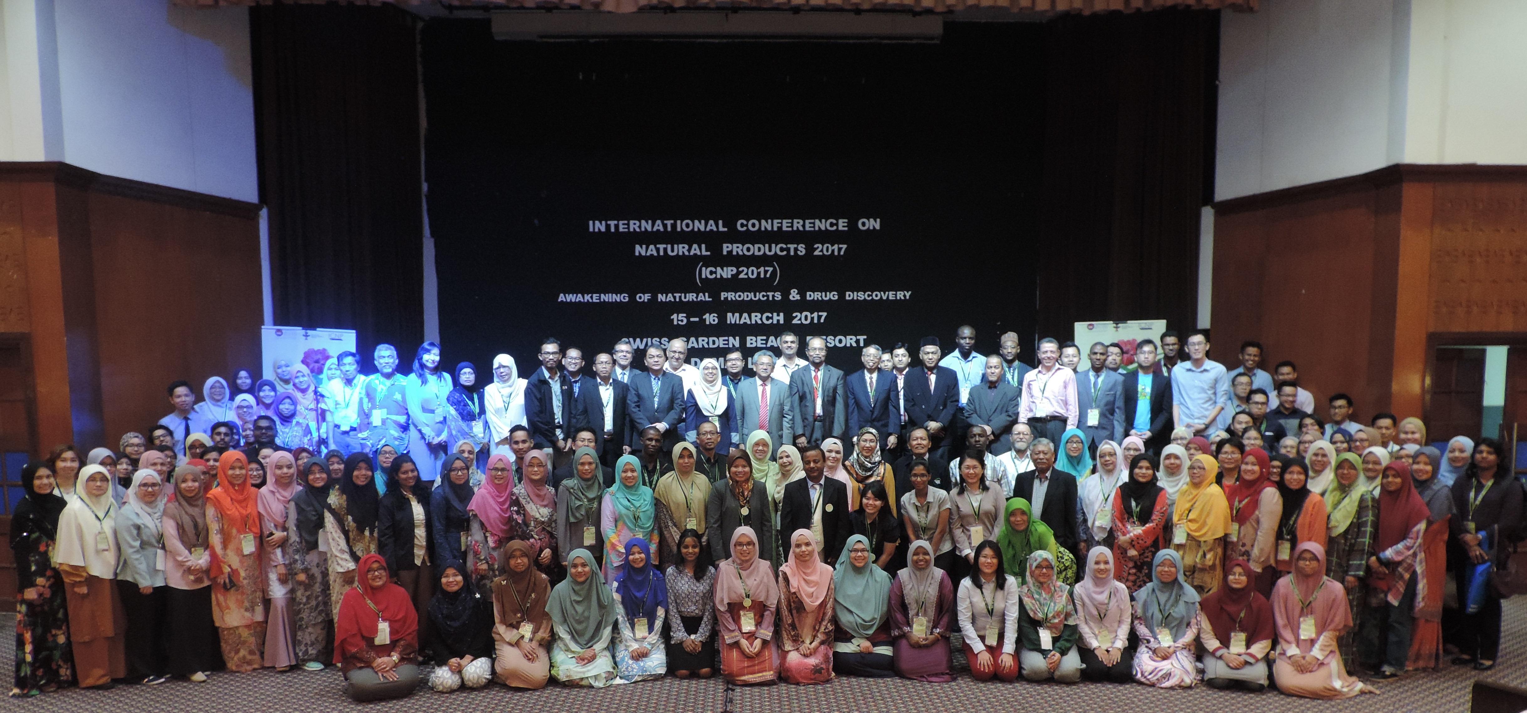 UPSI tuan rumah ICNP2017