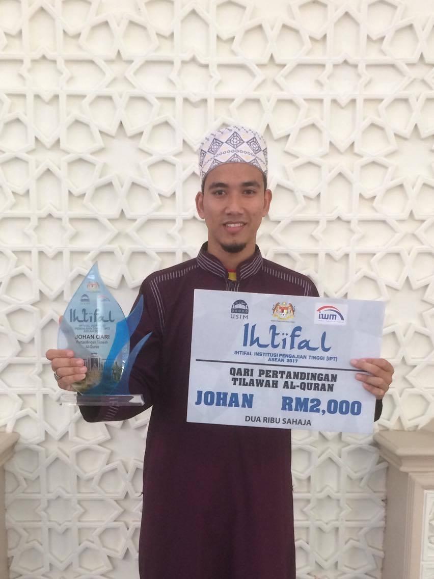 Abdul Mun'im Johan Qari Tilawah Ihtifal