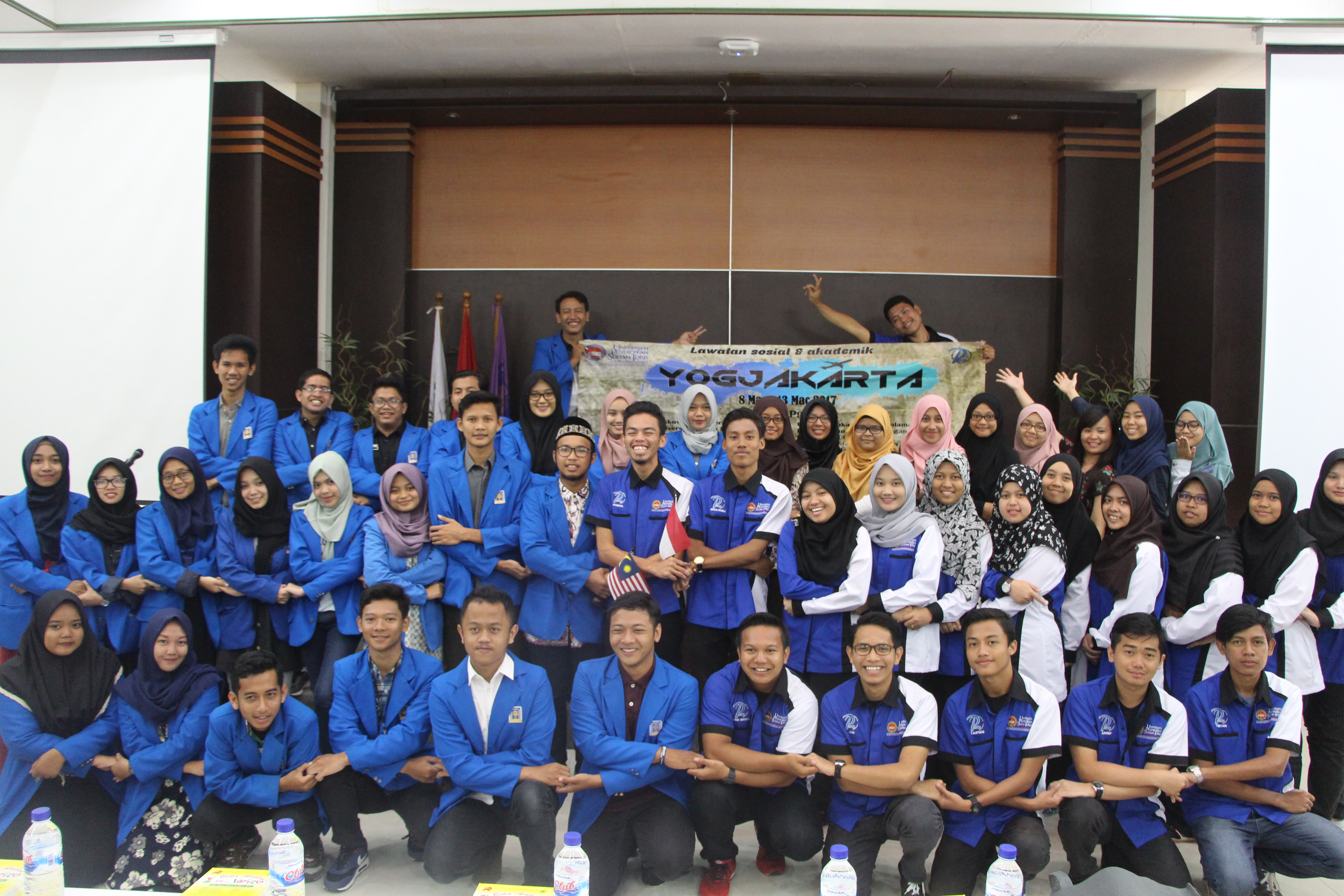 Persatuan Psikologi Anjur Asimilasi Ilmiah ke Jogjakarta