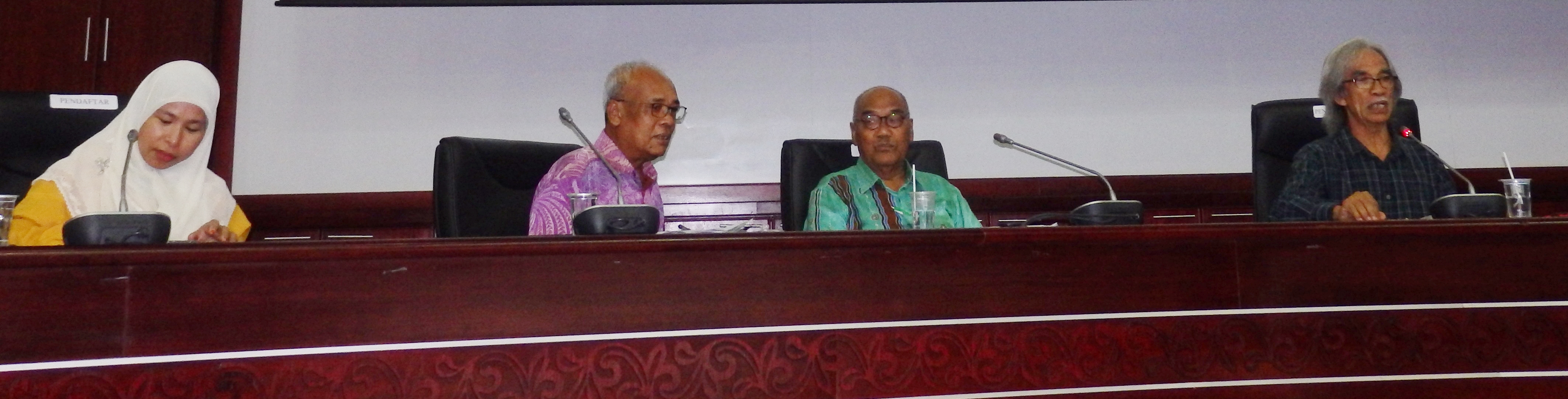 FSK anjur Seminar Taiping Story