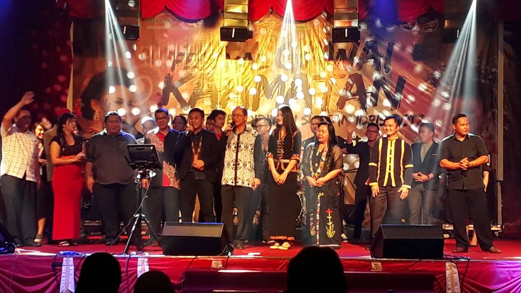 Festival Gawai Kaamatan UPSI 2017 eratkan hubungan etnik