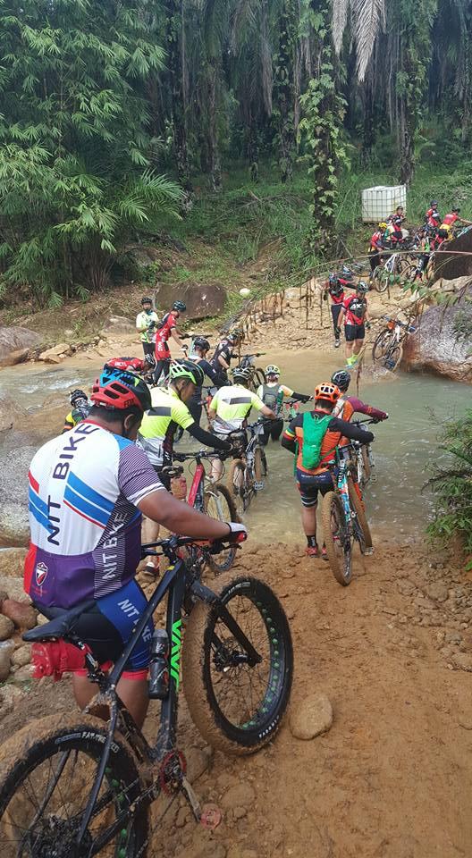 Cabaran UPSI MTB Jamboree