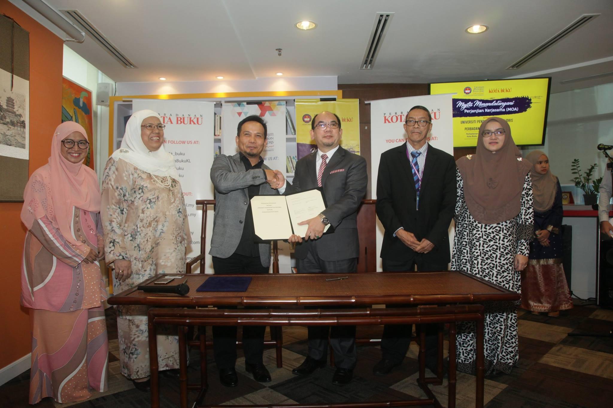 UPSI Terajui Penerbitan E-Book Pendidikan Malaysia