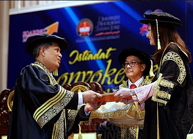 Tan Sri Dato' Haji Alimuddin, UPSI's New Pro Chancellor