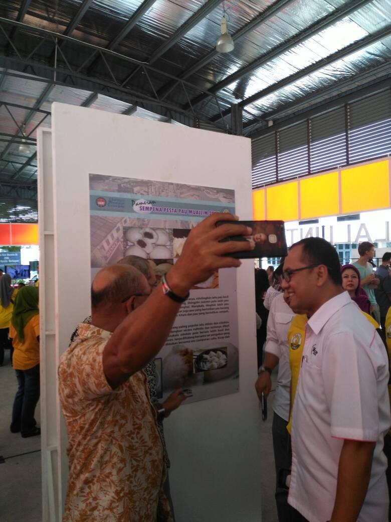 Pameran Pau – MPN Singkap Sejarah Kuih Terkenal Tanjong Malim