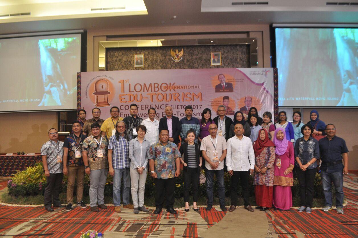 UPSI Anjur LIETC 2017 di Lombok