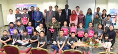 Winter Camp 2018 To Promote UPSI to China