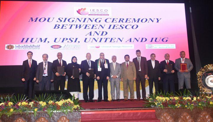 UPSI Jalin Kerjasama Dengan IESCO