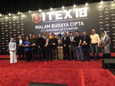 UPSI Wins 10 Gold at the 2018 ITEX