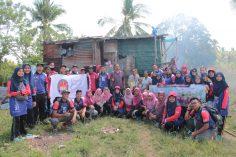Mahasiswa UPSI Berbakti di Kampung Balimbang