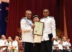 1,285 Pelatih dilantik Inspektor Sukarelawan Kor SUKSIS