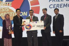 UPSI Garners Third Place During The 3mt Competition