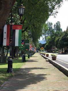 Lorong Antarabangsa Simbol Kerjasama UPSI