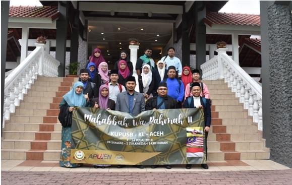 UPSI Terima Kunjungan Delegasi KUPU