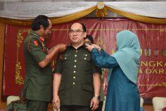 Naib Canselor dianugerahkan Kolonel (Kehormat)